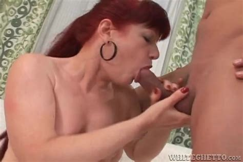 Real Redhead With Thick Pubic Hair Has Sex Milf Porn