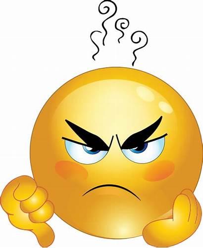 Emoji Angry Smiley Emoticon Clipart Transparent Clip