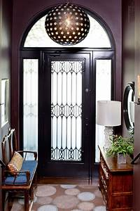30, Entryways, With, Dramatic, Lighting, To, Give, Your, Guests, A