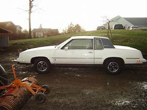 1984 Oldsmobile Cutlass Supreme - Pictures