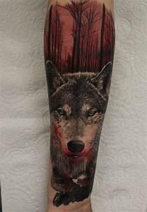 140 tatuajes de lobos con su significado
