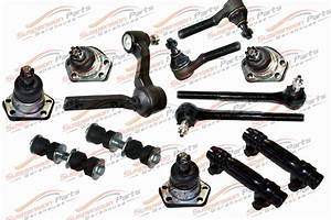 Suspension Kit Parts For 4x4 Chevy S10 Pick Up Blazer Gmc