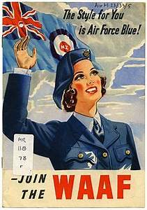 New Zealand Women's Auxiliary Air Force - Wikipedia