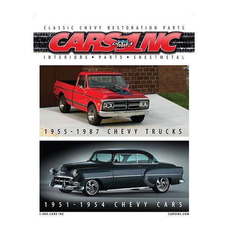 chevrolet    chevy truck parts catalog