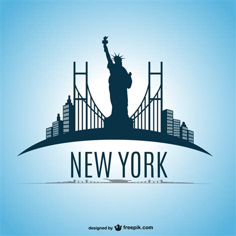image gallery new york skyline logos