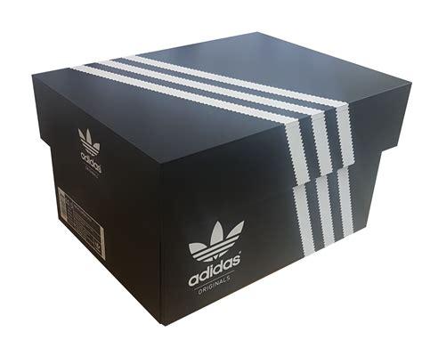in a box adidas sneakers box disi box