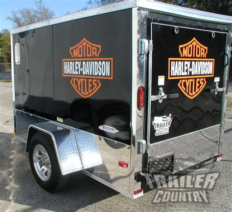 trailer country motorcycle trailers