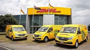 Dhl Express Online : three electric dhl express vans to hit the road ev talk ~ Buech-reservation.com Haus und Dekorationen