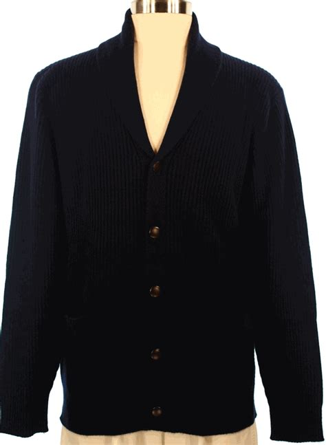 mens cardigan sweaters navy 4 ply 39 s shawl collar cardigan sweater navy