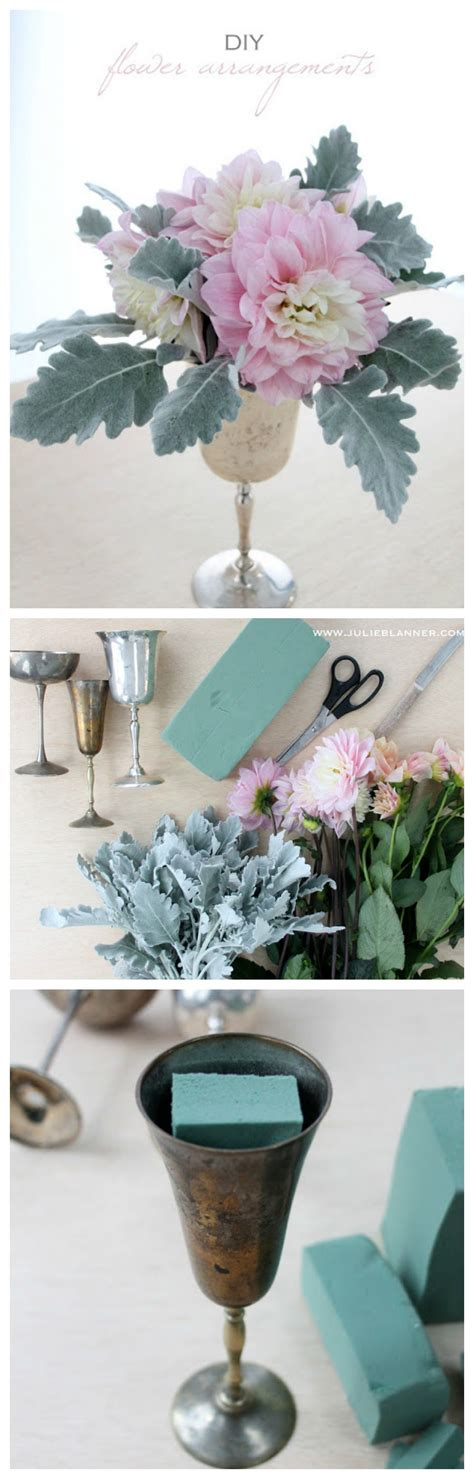 perfect flower arrangement centerpiece