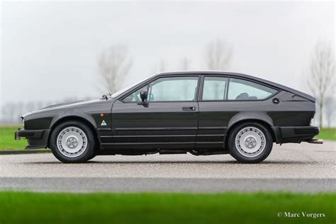 Alfa Romeo Gtv 6 by Alfa Romeo Gtv6 2 5 1984 Welcome To Classicargarage