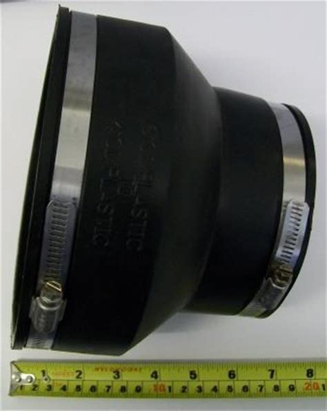 rubber drain pipe reducer mm  mm  mm  mm