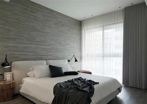 chambre interiors interior design trends in two modern homes with