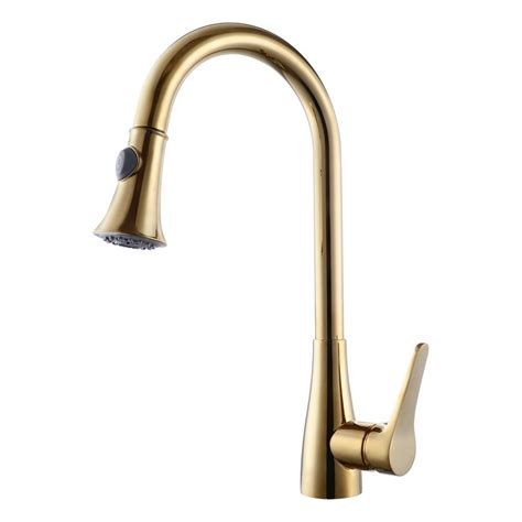 mora deck mounted kitchen sink faucet  pull  sprayer