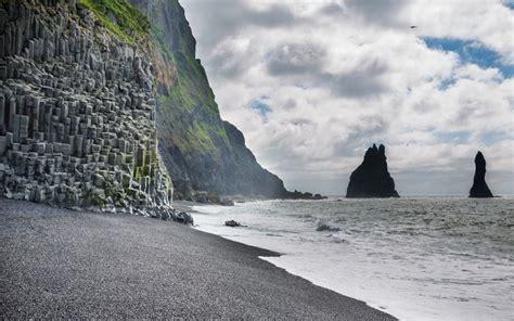 si鑒e de plage la plage enchanteresse de reynisfjara en islande