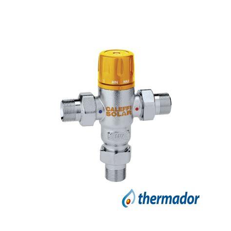 mitigeur thermostatique mitigeur thermostatique pour chauffe eau solaire thermador
