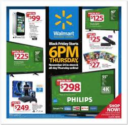 wal mart s 2016 black friday ad is posted shopportunist