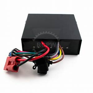 Buyers 3014199 Variable Speed Controller With Vibrator