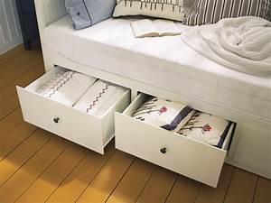 Lit Chez Ikea : mobilier table lit hemnes occasion ~ Teatrodelosmanantiales.com Idées de Décoration
