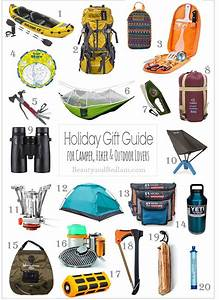 Last Minute Holiday Gift Guide For Outdoor Lovers  My Boys