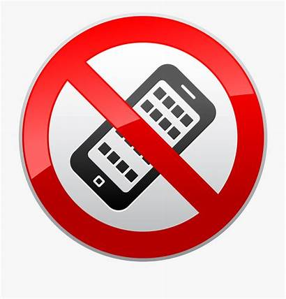 Clipart Transparent Phones Mobile Sign Activated Phone
