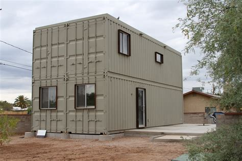meuble cuisine caravane touch the wind tucson steel shipping container house