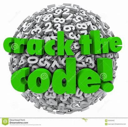 Code Crack Breaking Password Number Security Numbers