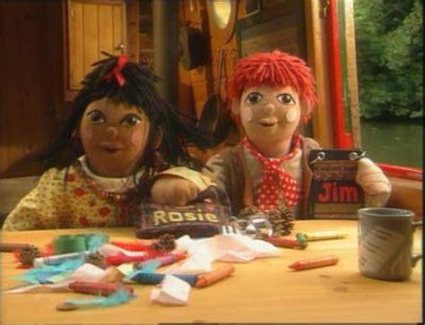 rosie jim childrens tv jedis paradise