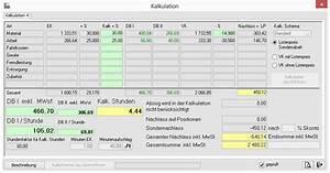Kalkulation Rechnung : warenwirtschaft mconnect ~ Themetempest.com Abrechnung