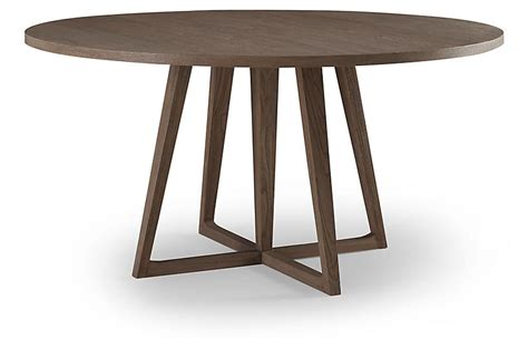 driftwood round dining table palmer round dining table driftwood brownstone