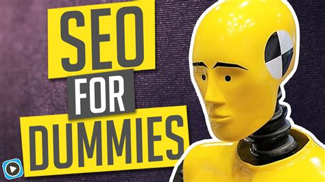 Seo Simple Explanation by Seo For Dummies Simple Seo Explanation Zeus Academy