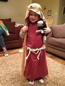 Christmas Nativity Teen Shepherd Costume by