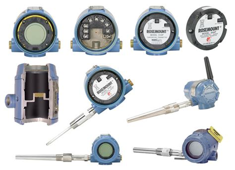 Rosemount 3144P Temperature Transmitter- rosemount ...