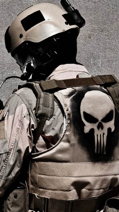 Punisher Army Android Phone Wallpapers Galaxy Samsung