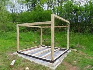 Construire Cabane De Jardin : construire une cabane de jardin en bois 22374 ~ Zukunftsfamilie.com Idées de Décoration