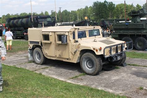 M1165a1 Up-armored Hmmwv