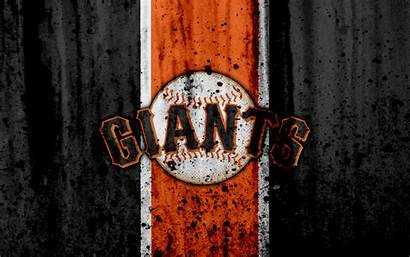 Giants Baseball Francisco San 4k Mlb Club