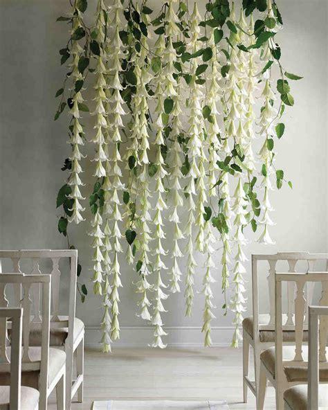 creative wedding backdrop ideas martha stewart weddings