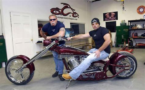 Orange County Choppers Occ Custom Chopper Hot Rod Rods