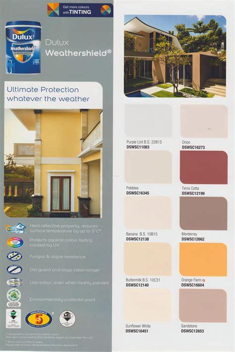dulux paint weathershield 5l exter end 11 30 2017 10 05 pm