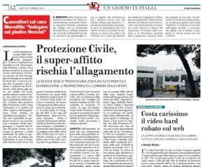 sede il fatto quotidiano protezione civile fatto quotidiano quot la sede di roma a