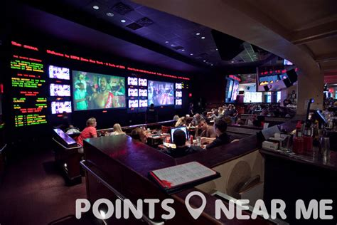 sports bar   points