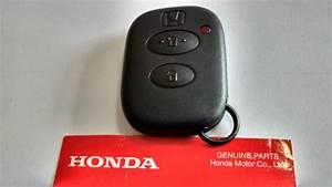 Controle Alarme Civic 01  06 Fit 03  08 Original Honda