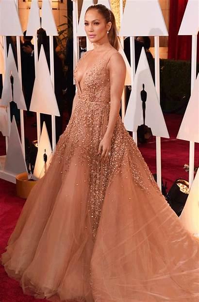 Lopez Jennifer Carpet Oscar Shocking Academy Really