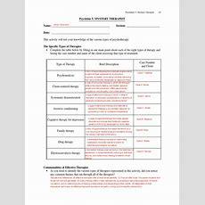 Psychsim 5 Worksheet Answers  Free Printables Worksheet