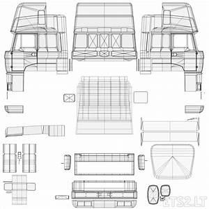 Daf 95xf 95 Xf Truck Lorry Wagon Wiring Electrical Diagram Manual