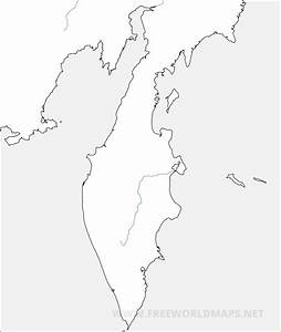 Outline Map Of South America Kamchatka Maps