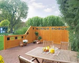 sichtschutzzaun holz norderney bvraocom With katzennetz balkon mit mr gardener sichtschutzzaun