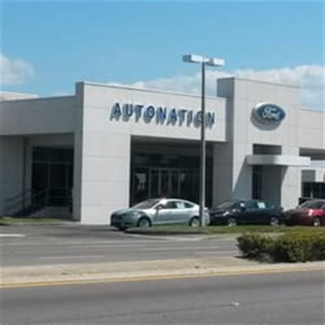 Ford dealers in st petersburg fl