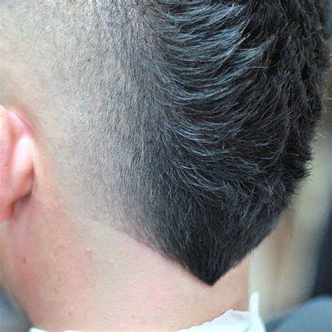 shaped haircut mens hairstyles haircuts